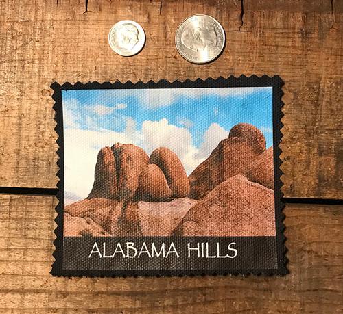Alabama Hills #914 Sew On Patch