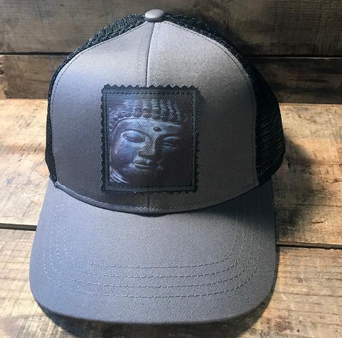 Buddha's Face Keep on Truckin Organic Cotton Trucker Hat