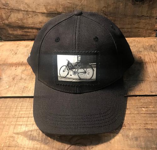 Bike Hemp Baseball Hat