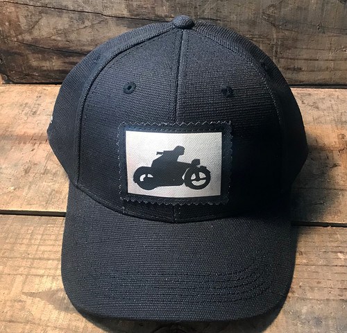 Motorcycle Symbol Hemp Baseball Hat
