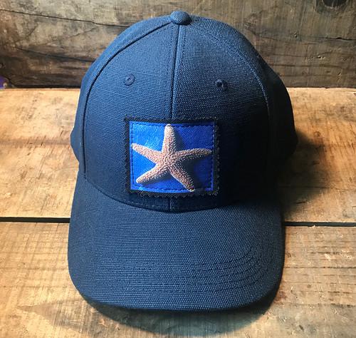 Starfish Hemp Baseball Hat