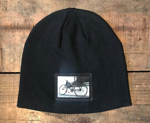 Bike (Bicycle) Organic Cotton Beanie Hat