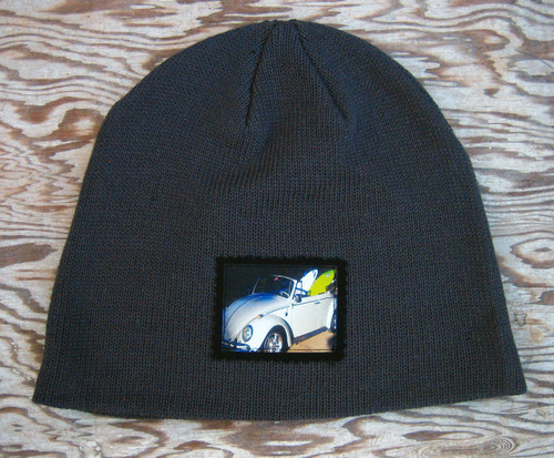 Goin' Surfin Organic Cotton Beanie