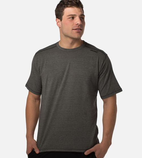 Bamboo Athletic Crew front view