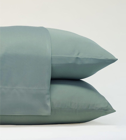 Tahitian breeze classic bamboo pillowcase set