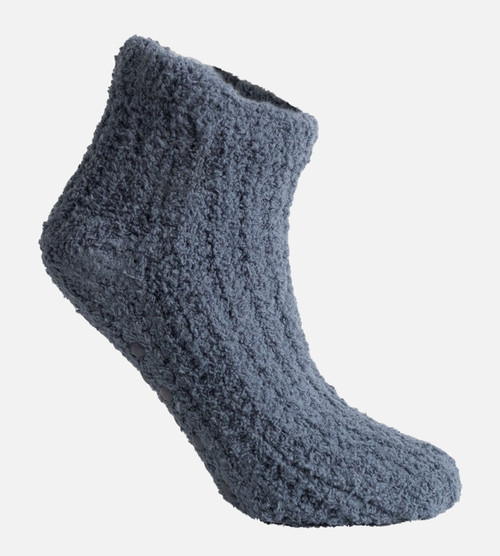 blue lagoon bamboo ankle softy sock