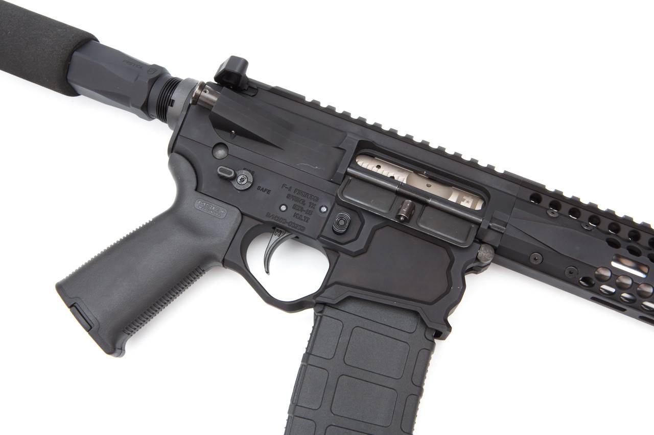BDR-15 Pistol