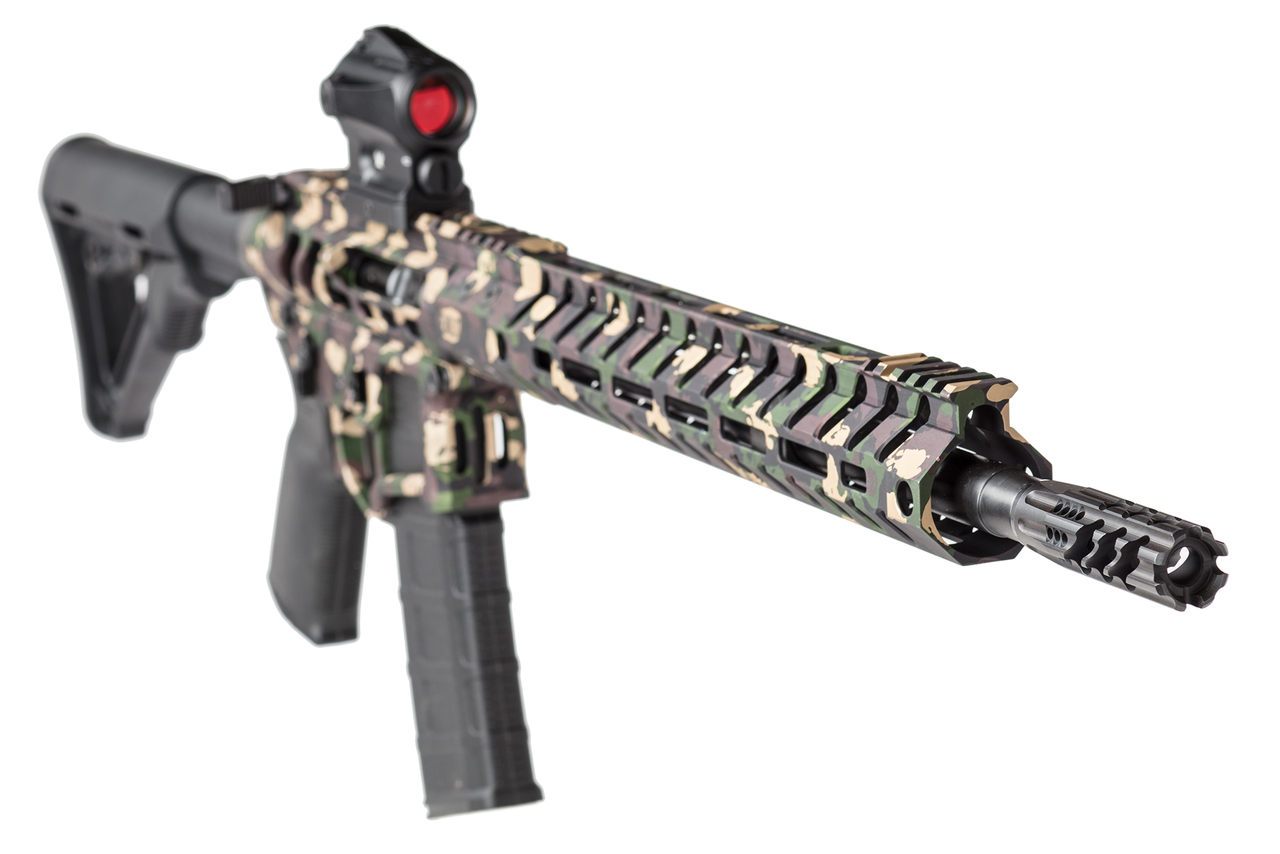 Demolition Ranch - Limited Edition full build rifle