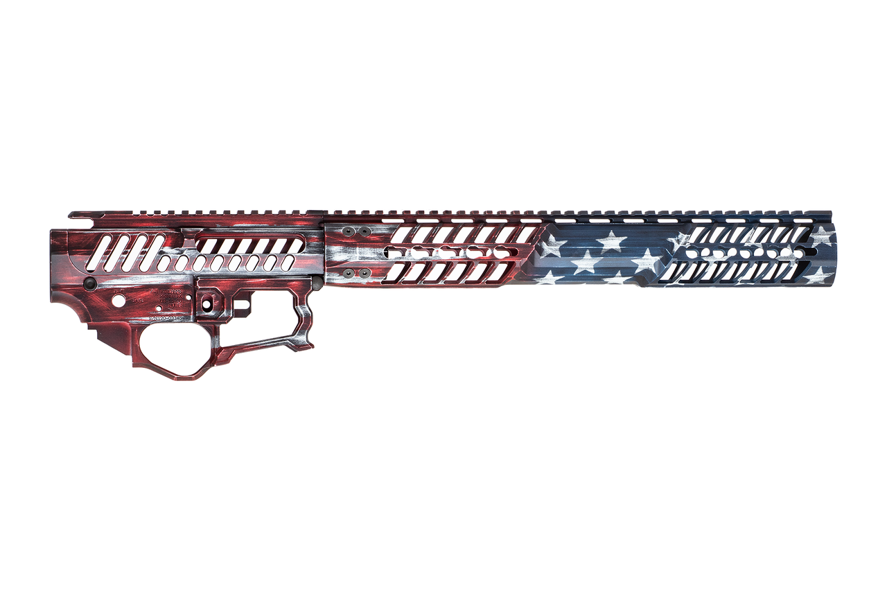 """Old Glory Chassis - BDR-15 3G - C7K 9.75"""""""