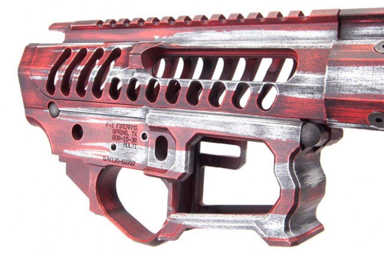 """Old Glory Chassis - BDR-10 3G - C7K 16.75"""""""