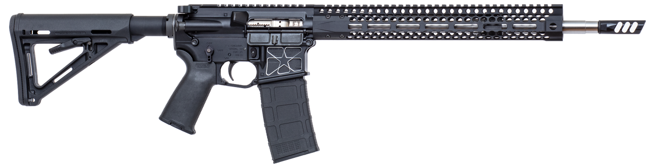 F-1 Firearms FDR-15-3G Patriot Flag and Star Forged Rifle