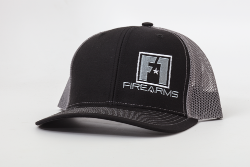F-1 Firearms Trucker Hat