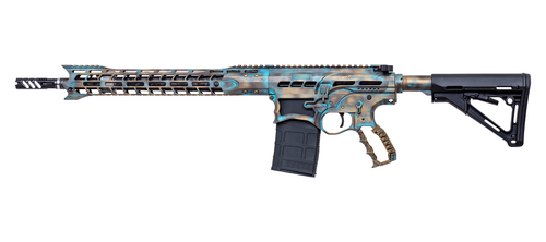 BDRx-10 Rifle Special Edition Steampunk