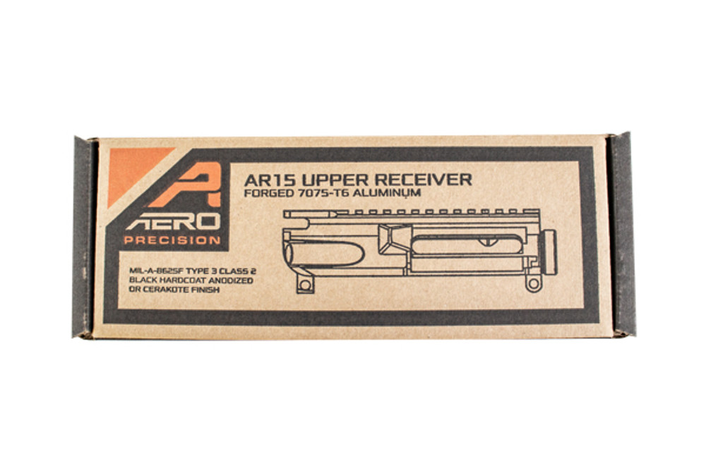 Aero Precision AR15 Upper Receiver