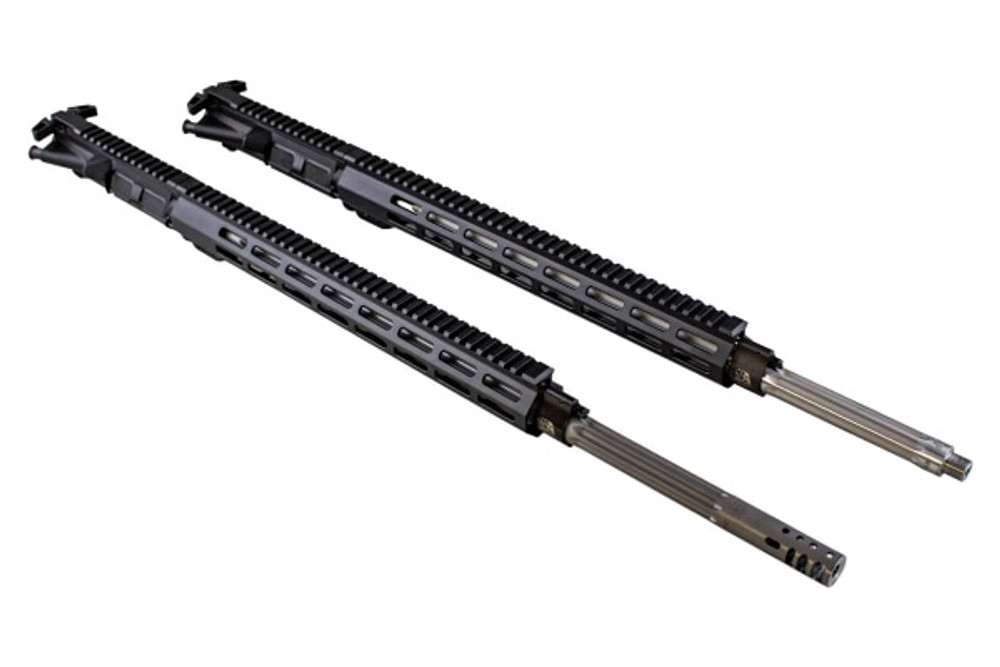 Fluted Medium-Heavy 6mm ARC Complete Upper (aka The Works)