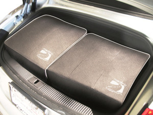 Audi TT Roadster Luggage Bags (2007+)