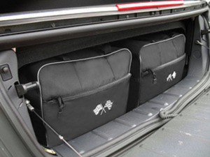 Mini Cooper Luggage