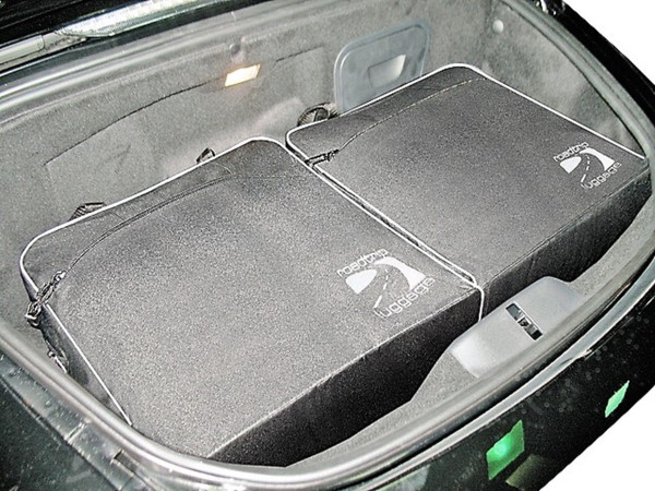 Porsche Boxster / Cayman Luggage Bags (1997-2011)