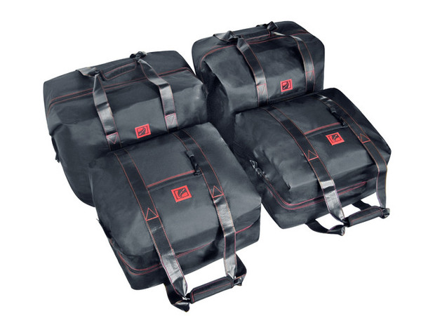 Porsche Boxster / Cayman Luggage Bags (2012+)