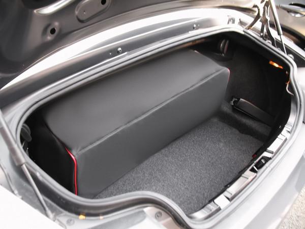 BMW Z4 Luggage