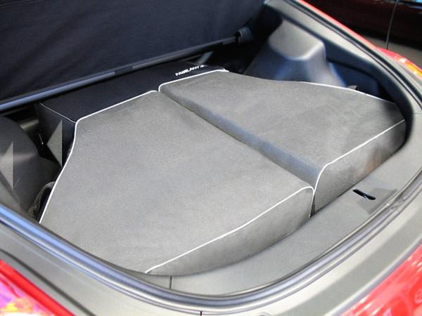 Nissan 370Z Luggage
