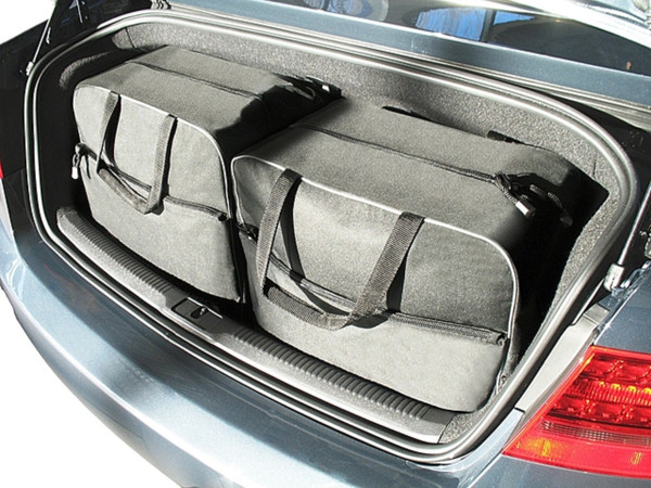 Audi A4 / A5 Convertible Luggage Bags
