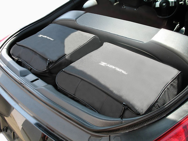 nissan 350z luggage