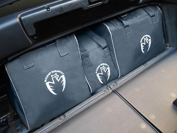 Toyota MR2 Spyder Luggage