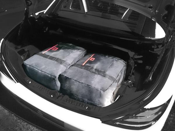 Mercedes-Benz SLC / SLK Luggage Bags ( R172 2012+)