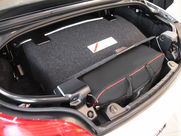 BMW Z4 Luggage Bags E89 (2009 - 2016)