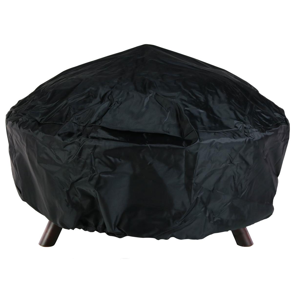 Pleasing Sunnydaze Black Crossweave Fire Bowl Fire Pit Fire Pits Uwap Interior Chair Design Uwaporg