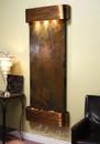 Rustic Copper & Rajah Slate