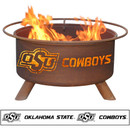 Oklahoma State Fire Pit