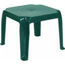 Sunray Resin Square Side Table (Set of 2)