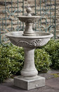 Acanthus Two Tiered Fountain by Campania International
