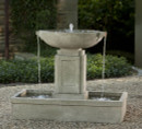Austin Outdoor Fountain by Campania International