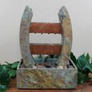 Sunnydaze Impetus Slate Tabletop Water Fountain