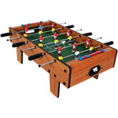 28-Inch Tabletop Foosball Table Game with Legs