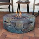 Cast Stone Propane Gas Fire Pit