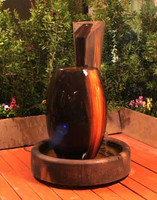 Canister Water Fountain