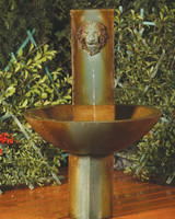 Pillar Outdoor Fountain by Gist Decor