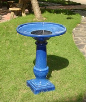 Smart Solar Athena Solar-on-Demand Birdbath