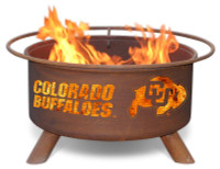 University of Colorado Fire Pit