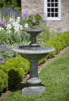 Williamsburg Pineapple 2 Tier Fountain by Campania International