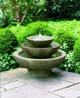 Platia Outdoor Fountain by Campania International