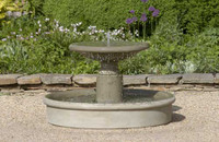 Esplanade Fountain by Campania International