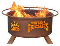 University of Montana Fire Pit