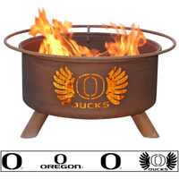 University of Oregon Fire Pit