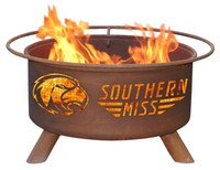 Southern Mississippi Fire Pit
