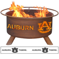 Auburn University Collegiate Fire Pit